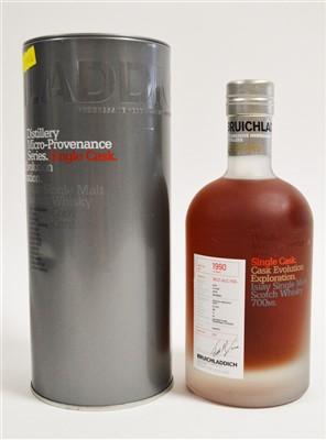 Lot 357-Bruichladdich 20yr Whisky