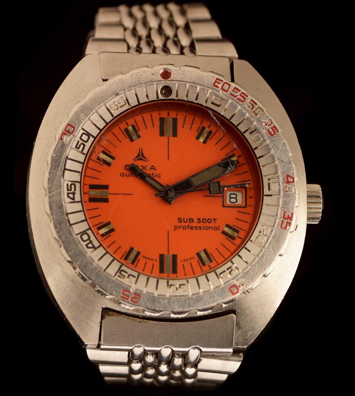 56 - Doxa Divers watch