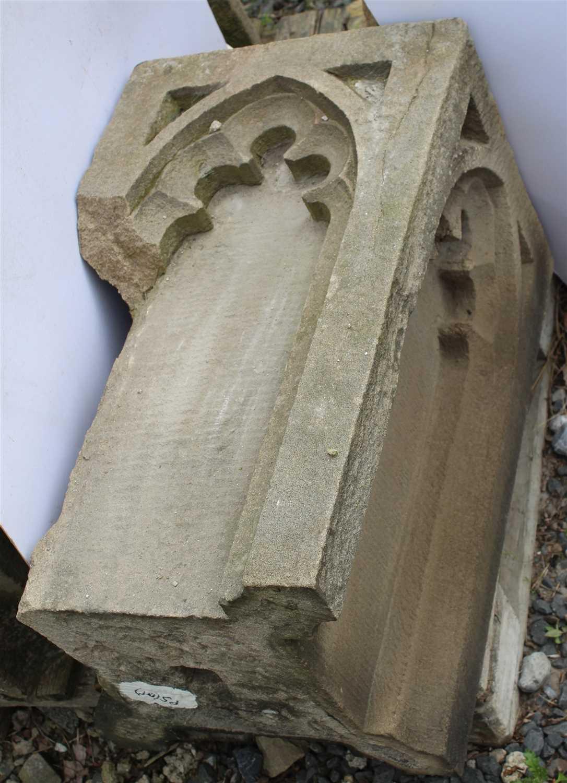 Lot 2-N30; Pinnacle Shaft Stone