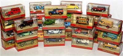 Lot 1311 - Die-cast model vehicles by Matchbox.