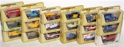 Lot 1313 - Die-cast model vehicles by Matchbox.