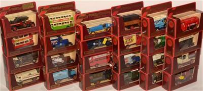 Lot 1314 - Die-cast model vehicles by Matchbox.