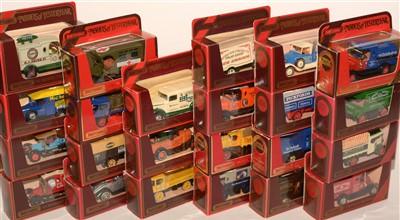 Lot 1315 - Die-cast model vehicles by Matchbox.