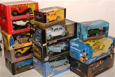 Lot 1318 - Die-cast model cars.