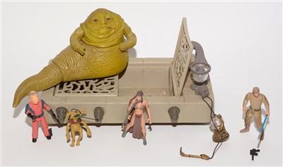 Lot 1213 - Star Wars figurines.