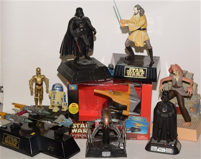 Lot 1224 - Star Wars figures
