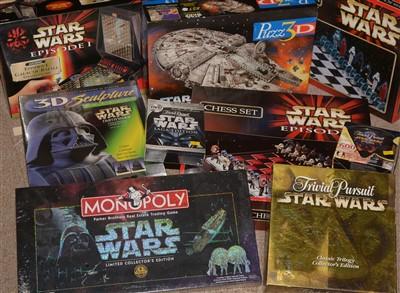 Lot 1226 - Star Wars games.