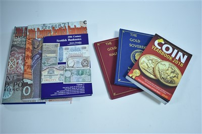 Lot 4-Coin books