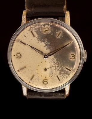Lot 1 - A Tudor watch
