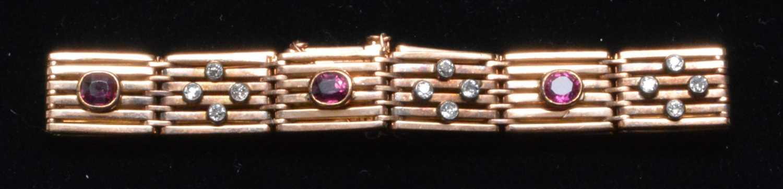 118 - Edwardian bracelet