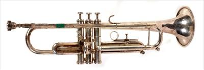 Lot 125 - Getzen Eterna Severinsen Trumpet