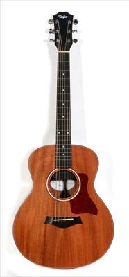 Lot 59 - Taylor GS Mini travel guitar