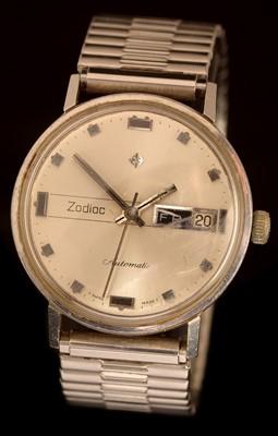 Lot 49 - Zodiac automatic wristwatch