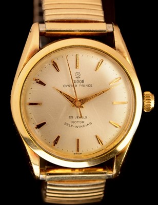 Lot 39 - Tudor Oyster Prince wristwatch