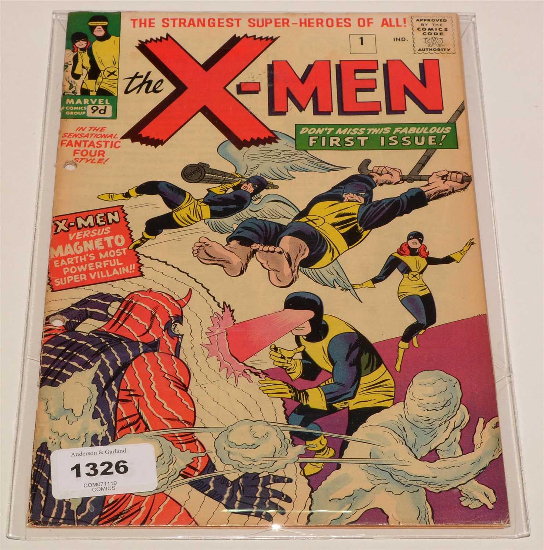Lot 1326-The X-Men No. 1