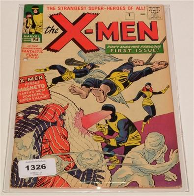 Lot 1326 - The X-Men No. 1