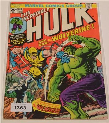 Lot 1363 - The Incredible Hulk