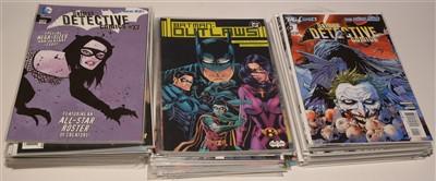 Lot 1583 - New Age Batman titles