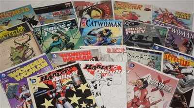 Lot 1577 - Harley Quinn No. 1 and others
