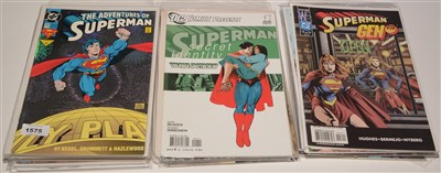 Lot 1575 - Modern Superman titles