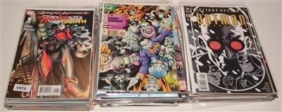 Lot 1572 - Modern Batman titles