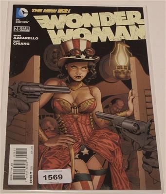 Lot 1569 - Wonder Woman: The New 52! No. 28