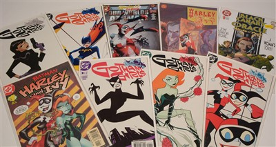 Lot 1574 - Gotham Girls No's. 1-5 and other titles