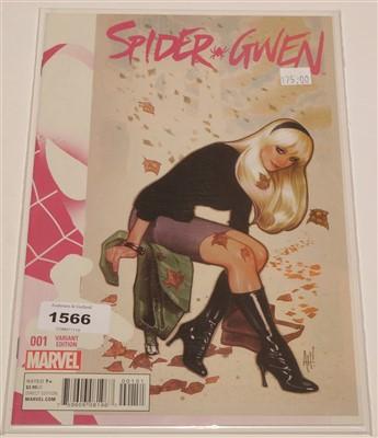 Lot 1566 - Spider-Gwen No. 1
