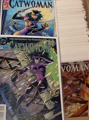 Lot 1563 - Catwoman No's. 0-94