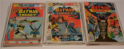 Lot 1560 - Batman Family Giant No's. 1-20 inclusive.