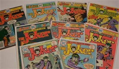 Lot 1559 - The Joker No's. 1-9 inclusive.