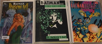Lot 1541 - Batman Poison Ivy and sundry other issues