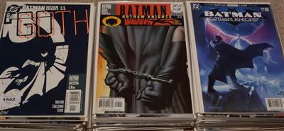 Lot 1542 - Batman Gotham Knights No's. 1 and sundry issues up to No. 69