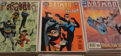 Lot 1545 - Batman: Gotham Adventures No's. 1-60 inclusive