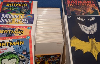 Lot 1551 - Batman sundry modern titles, including foreign language issues