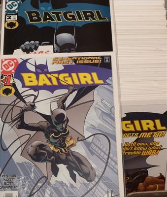 Lot 1556 - Batgirl No's. 1-72