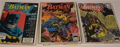 Lot 1539 - Batman issues No's. 426-442