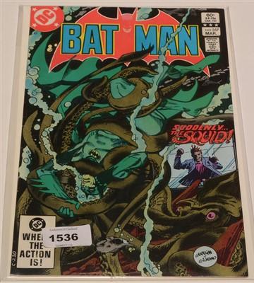 Lot 1536 - Batman No. 357