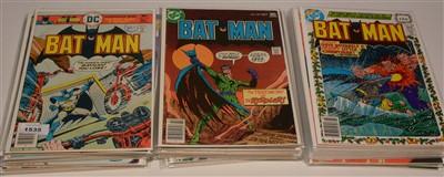 Lot 1535 - Batman No's. 275-324 inclusive