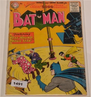 Lot 1491 - Batman No. 103.