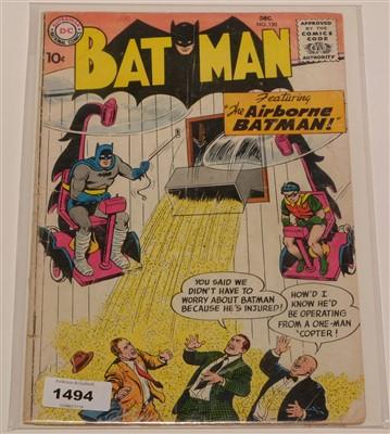 Lot 1494 - Batman No. 120