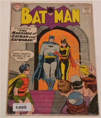 Lot 1495 - Batman No. 122