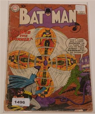 Lot 1496 - Batman No. 129