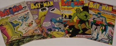 Lot 1498 - Batman No's. 134 and 135.