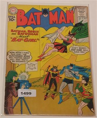 Lot 1499 - Batman No. 139