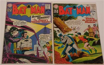 Lot 1501 - Batman No's. 148 and 150