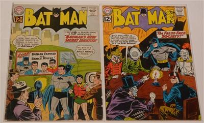 Lot 1502 - Batman No's. 151 and 152
