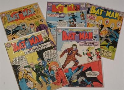 Lot 1504 - Batman No's. 157 and 158