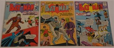 Lot 1505 - Batman No's. 159, 160 and 161.