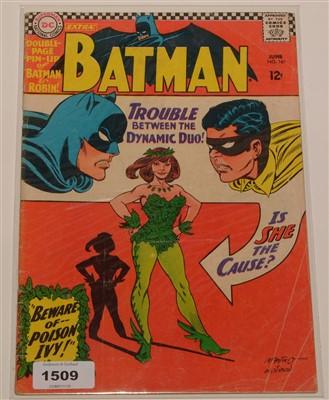 Lot 1509 - Batman No. 181
